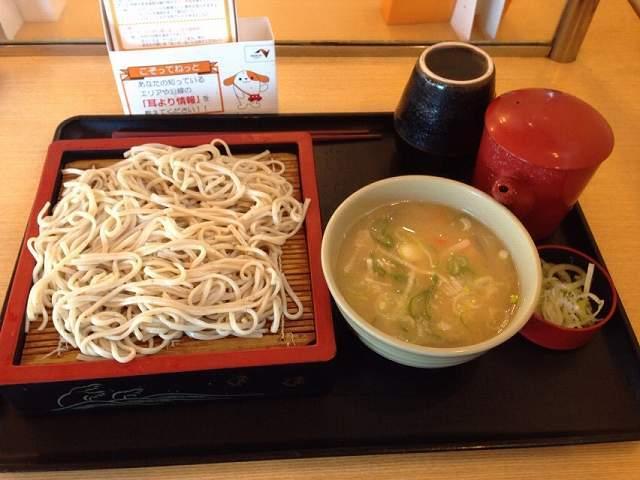 ざる蕎麦&豚汁.jpg