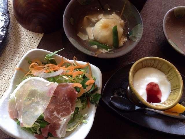 サラダ1と真薯?.jpg