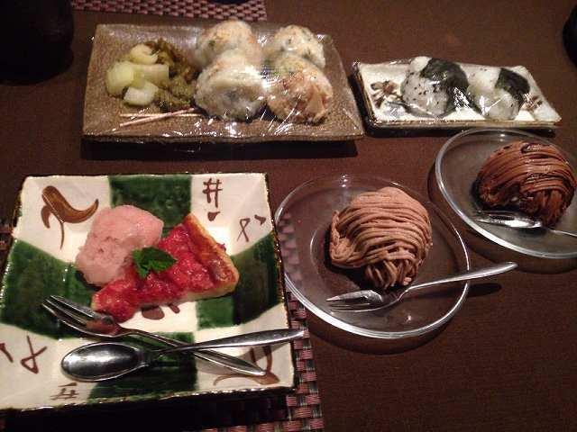デザートと夜食.jpg