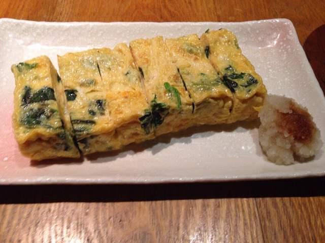 ホウレンソウ&チーズの出汁巻玉子1.jpg