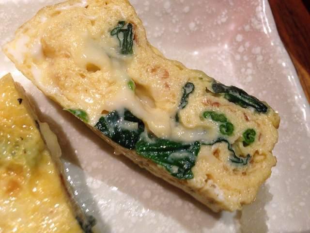 ホウレンソウ&チーズの出汁巻玉子2.jpg