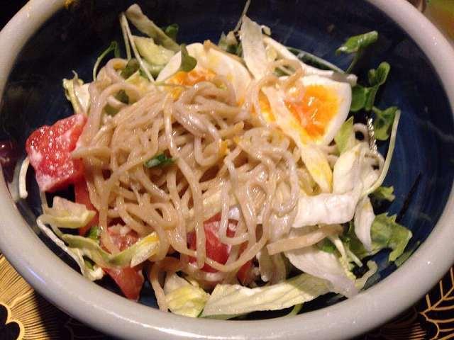 夕餉17~蕎麦サラダ3.jpg