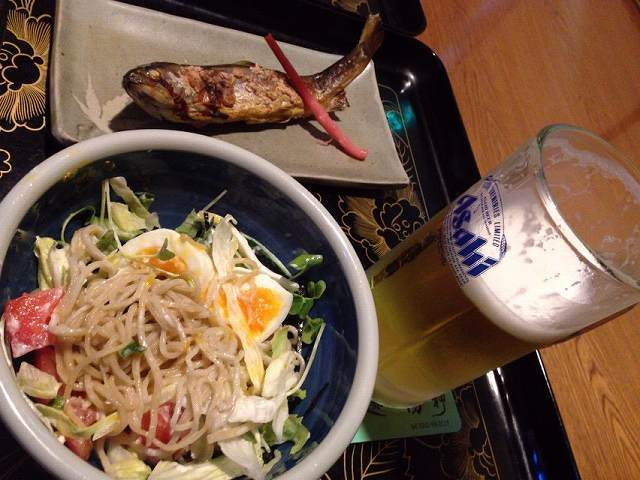 夕餉18~蕎麦サラダ4.jpg
