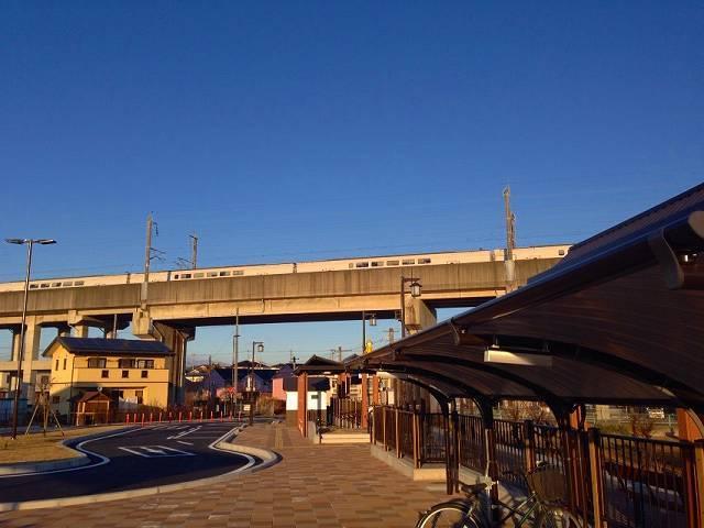 新幹線が通る1.jpg