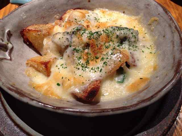 真鱈シラコ&ジャガイモゴルゴンゾーラチーズ焼き.jpg