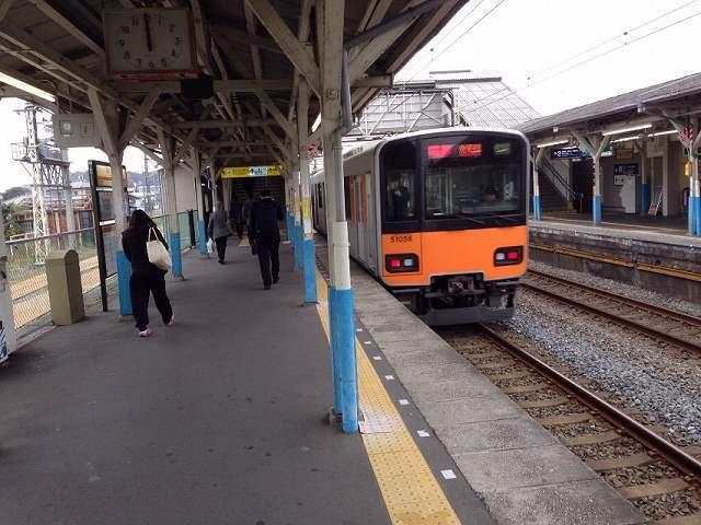 私が乗って来た下り電車.jpg