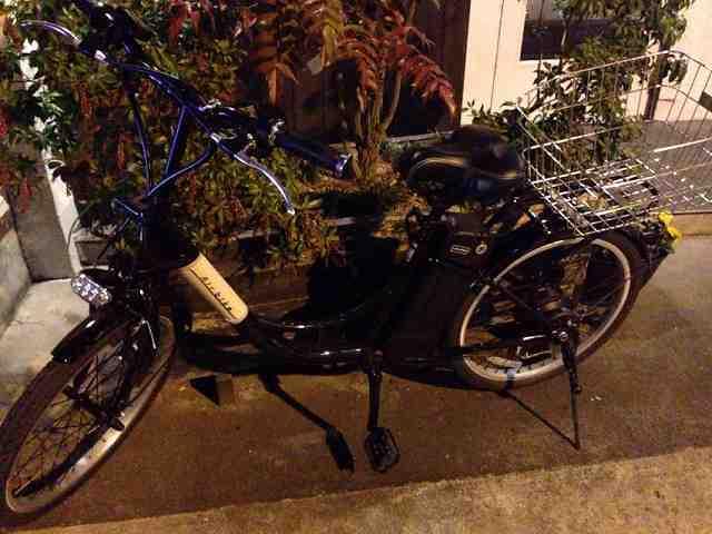 自転車を変えたな.jpg