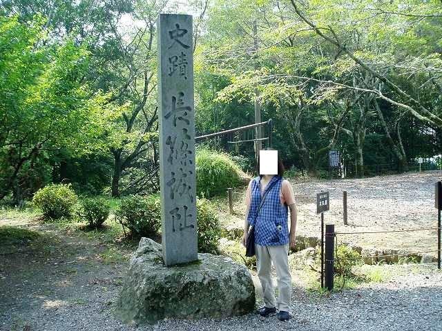 長篠城のジャン妻(このころは細かった).jpg