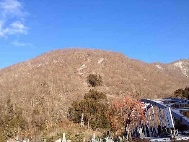 雪の無い又見山連峰.jpg