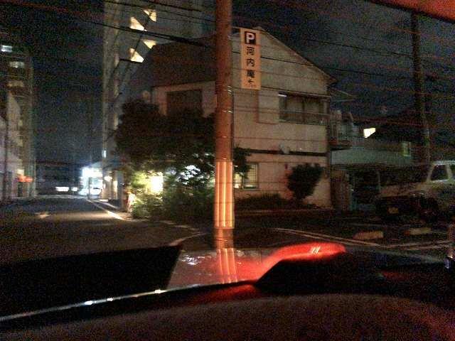 タクシーで紀尾井を後にする.jpg