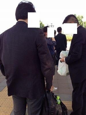 タクシー待ちの列.jpg