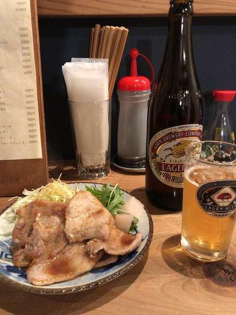 ビール2生姜焼1.jpg