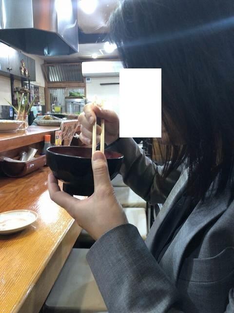 ワカメ汁をすするジャン妻である.jpg
