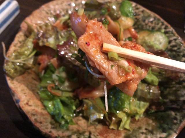 麦豚キムチサラダ6.jpg